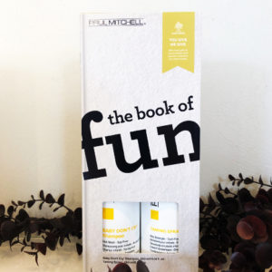 Paul Mitchell ThebookofFun
