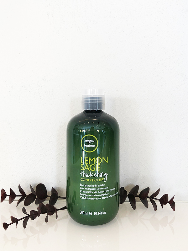 Tea tree lemon stage thikening conditioner