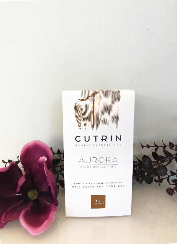 Curtin Aurora light blond