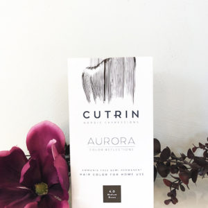 Cutrin Aurora medium brown